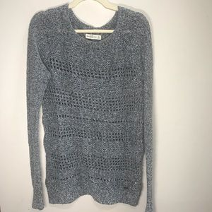 ABERCROMBIE & FITCH Knitted Sweater, Size Small